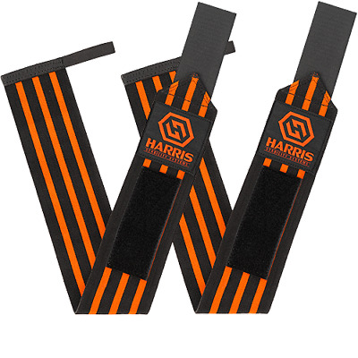 True Elite Wrist Wraps 62cm Harris Stability Systems