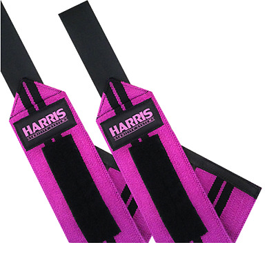 True Lite Wrist Wraps 30.5cm - Purple Harris Stability Systems
