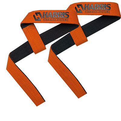 2 Ply Heavy Duty Lifting Straps - 70cm Harris Stability Systems