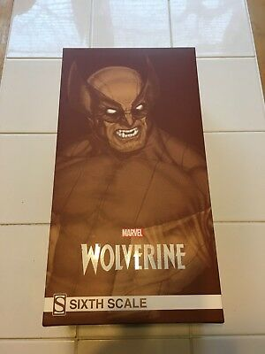 Wolverine SideShow Collectibles1/6 Scale; Marvel Comics