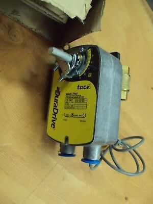 "Duradrive Tac  Ma40-7040 Two Position Actuator Ball Valve 120Vac 3/4"" Nib"