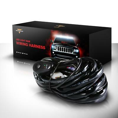Universal Harness kit Wiring Loom Harness kit With Fuse and Relay