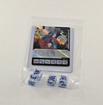 STAR-LORD Marvel Dice Masters Guardians of the Galaxy Uncommon CU Set 4 dice
