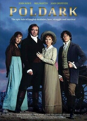 Poldark (REGION 1 DVD New)