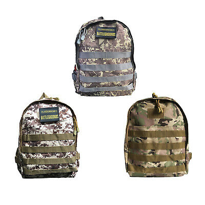 Pubg Playerunknown S Battlegrounds Military Game Level 3 Backpack
