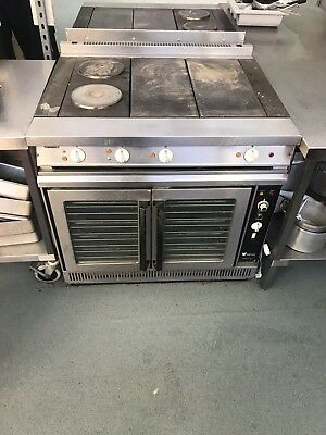Falcon Comercial Catering Kitchen Oven Cooker Electric