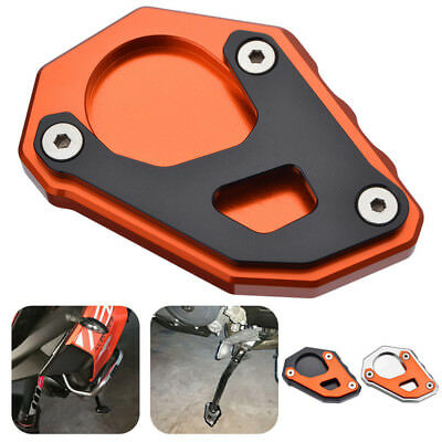Side Stand Enlarge Extension Pad For KTM 1050 1090 1190 Adventure/1290 Super Adv