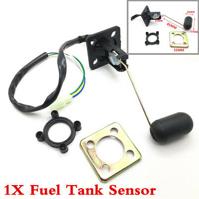Gas Fuel Tank Sensor Float Level For GY6 Chinese Scooter Moped ATV 157QMJ 152QMI
