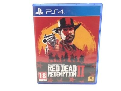 Juego Ps4 Red Dead Redemption 2 Ps4 4367938