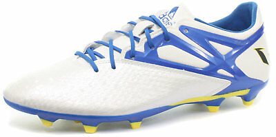buy popular 949cc eb454 ... Matt Ice Yellow Black B23775 Football Boots UK 8. £29.99 Buy It Now 8d  19h. See Details. adidas Messi 15.2 FG AG White Mens Football Boots    Soccer ...