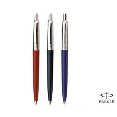 Parker Jotter Variety Ball point Pen Set - Red, Blue, Black Body, (Blue Ink) New