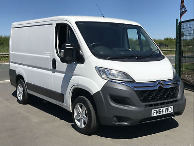 Citroen Relay 2.2Hdi Swb Van In White. One Owner *Air Con* *Hands Free*.