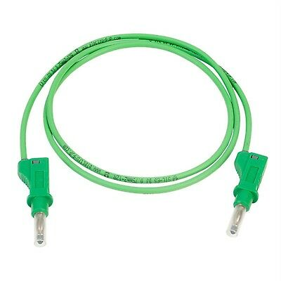PJP 2211/600V-100V Green 4mm Retract. Stk Lead