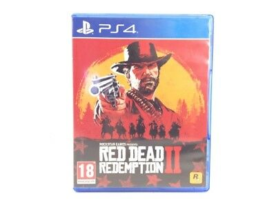 Juego Ps4 Red Dead Redemption 2 Ps4 4369776