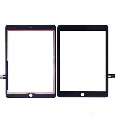 """Apple iPad 6 6th 9.7"""" 2018 A1893 A1954 Touch Screen Digitizer With Adhesive"""