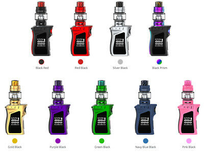 Authentic Smok Mag Baby Kit 50 W Full Kit With TFV12 Baby Prince Tank