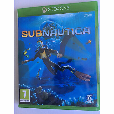 Subnautica (Xbox One) New and Sealed