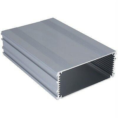 Evatron RECS160 Extruded Aluminium Enclosure 160x109x45.5mm Accept PCB 100x160mm