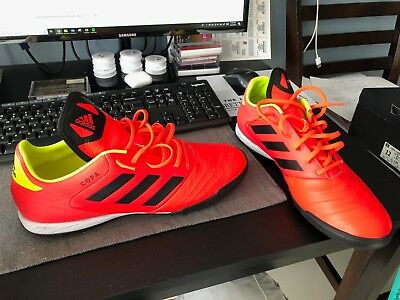 938d4c7af Adidas Men s Copa Tango 18.3 TF Turf Soccer Shoes Cleats Solar Red - DB2415