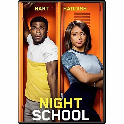 Night School (New,2018,dvd,release) An Industrious Experience,free Shipping...