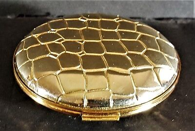 Vintage Revlon Touch and Glow Translucent Pressed Powder Compact