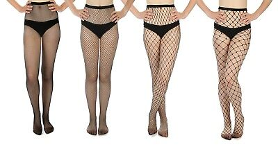 49a6b06d6347 Silky Toes High Waist Sexy Tights Women's Fishnet Stockings, Multi Pack