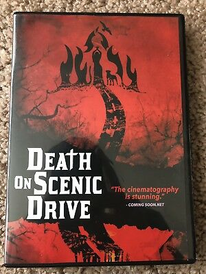 Death On Scenic Drive (DVD, 2018, Horror) Rare, Free Shipping