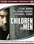 Children of Men [HD DVD/DVD Combo]