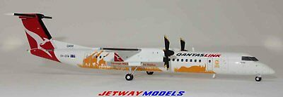 NEW 1:200 JC WINGS QANTASLINK / SUNSTATE DHC-8-400 VH-QOW Model XX2207