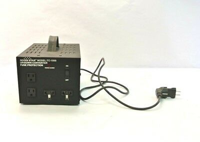 Seven Star Up/Down Converter 1500W TC-1500
