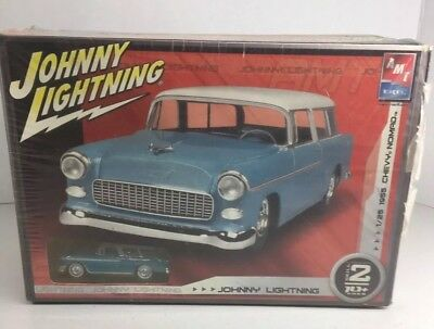 1955 CHEVY NOMAD, Plastic Model Kit ,Scale 1/25, JOHNNY