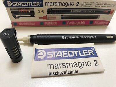 STAEDTLER MARSMAGNO 2 - 0.6 mm PENNA ad inchiostro di china