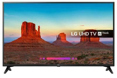 "Smart TV LG 49UK6200PLB 49"" LED UHD WIFI Nero"