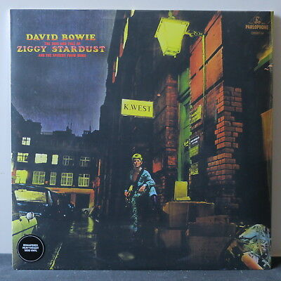 DAVID BOWIE 'Rise & Fall Of Ziggy Stardust' 180g Remastered Vinyl LP NEW/SEALED