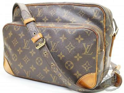 52ab65bfb793 Auth Pre-Owned Louis Vuitton Monogram Nil Crossbody Messenger Bag M45244  181919