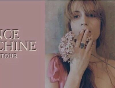 Florence & The Machine Tickets X 4 26th January 2019 Domain SOLD OUT