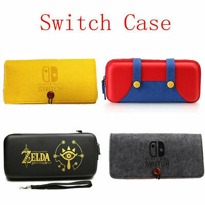 Carrying Bag Travel Case Cover Protector for Nintendo Switch Console Zelda Mario