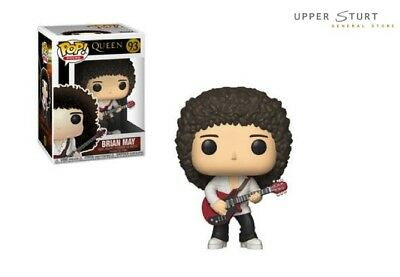 Pop Rocks Queen Brian May 93 Funko Pop Vinyl EXPERT PACKAGING