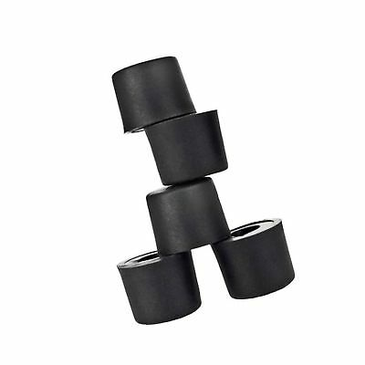 JTech Rubber Tip For Use With Chiropractic Adjusting Tool, Black