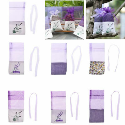 Empty Aromatic Sachet Bag For Air Fresheners Lavender Dried Flower Aromatherapy