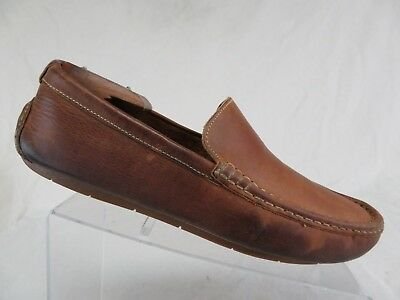 bf63784c70b COLE HAAN MOTOGRAND Roadtrip Venetian Loafers-Men s size 10.5M Brown ...
