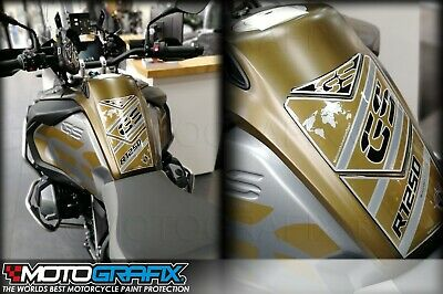 BMW R1250GS Adventure 2019 Motorcycle Tank Pad Protector Paint Protection Decal