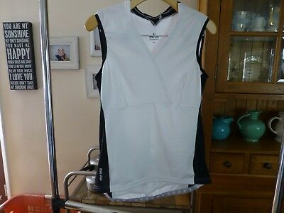 9f8052c5aad4eb WOMEN S M CYCLING jersey sleeveless Cannondale LE Carbon SL orange ...