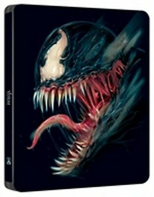 Venom (2018) (Blu-Ray Disc - SteelBook)