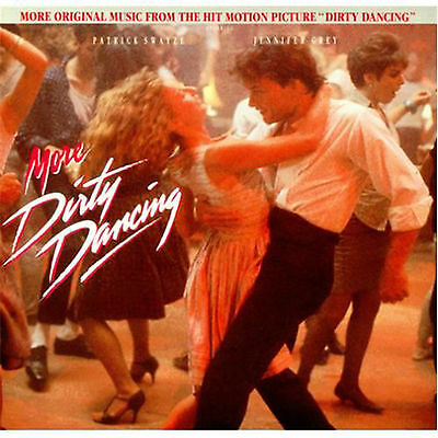 More Original Music From Dirty Dancing Soundtrack - Music CD - Like New!