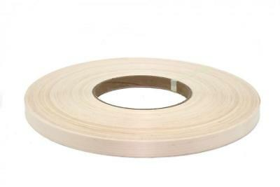 "Wood Veneer Edgebanding Edge Banding Tape Pre-Glued 3/4"" x 250' Birch"
