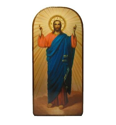 Orthodox Russian icon Jesus, Jesus Christ, The Lord Almighty, Christ Pantocrator