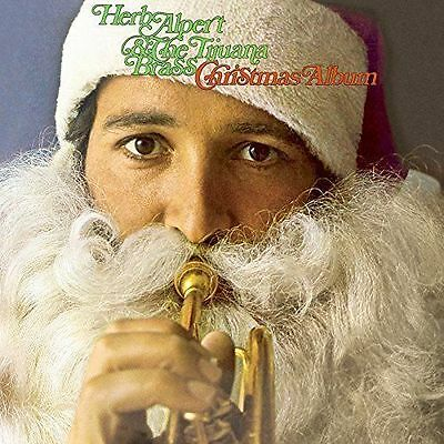 Herb Alpert & The Tijuana Brass Christmas Album New/sealed Promo CD Free S&H