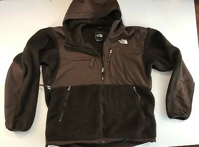 f71368917 THE NORTH FACE DENALI FLEECE JACKET-MEN SZ XXL- Dark Chocolate Brown ...