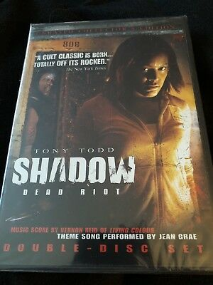 Shadow: Dead Riot (DVD, 2-Disc Set, Collector's Edition) Brand New, Free Ship